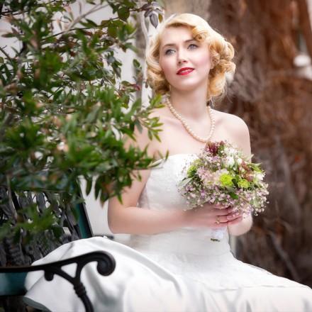 Rockabillymode Mein Wedding Look