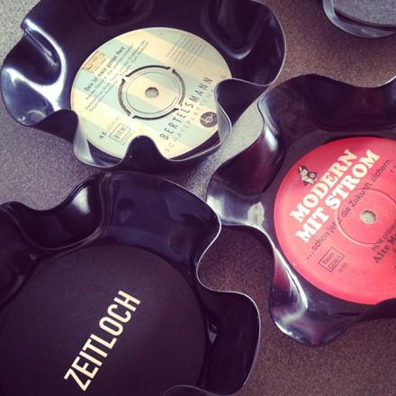 Vinyl Upcycling